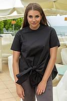 Блуза Bow-knot черный