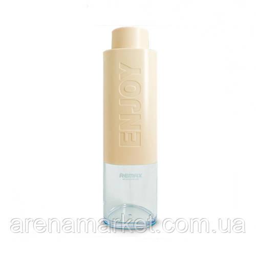 Пляшка для води Remax Enjoy Happy RCUP-09 530 мл - жовтий