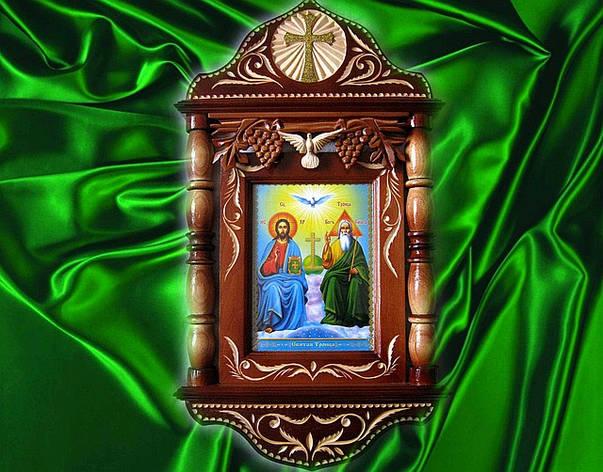 "Икона ""Святая Троица"", фото 2"