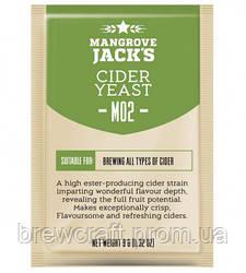 Дрожжи для сидра  Mangrove Jack's CS Yeast Cider M-02  - 10 грамм