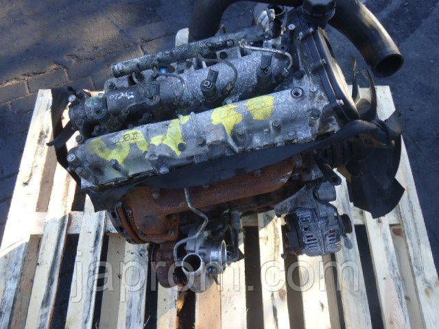 Мотор (Двигатель) Iveco Daily 35c15 3.0 HPI F1CE0481A 2006r