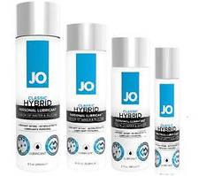 Лубрикант на водно-силиконовой основе JO Hybrid System Jo