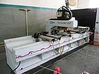 Обрабатывающий центр Weeke BHC250 бу фрезерно-сверлильный 02г., фото 1
