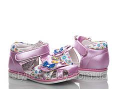Детская коллекция летней обуви 2018. Детские босоножки бренда M.L.V. для девочек (рр. с 21 по 26)