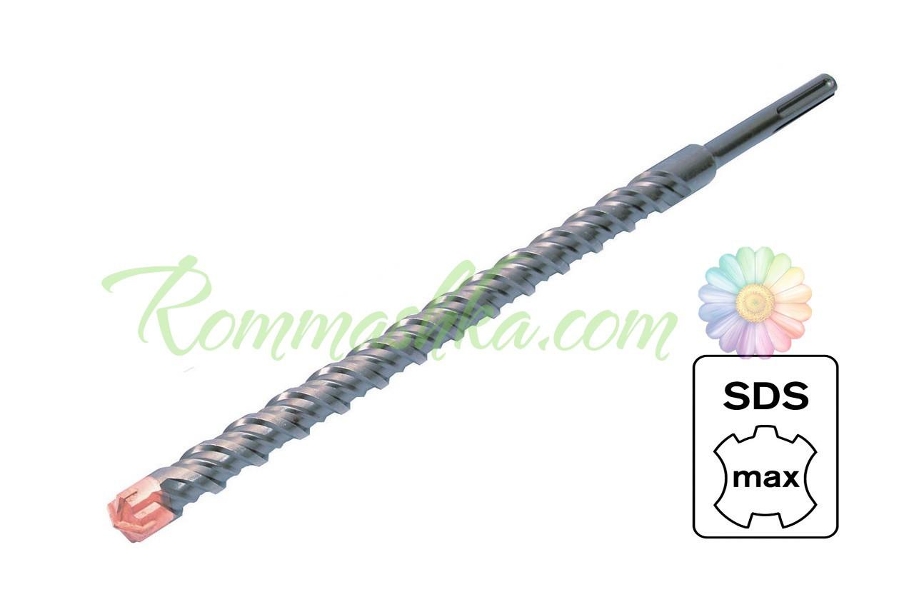 Бур SDS-max Granite - 45 х 1000 мм, Quattro