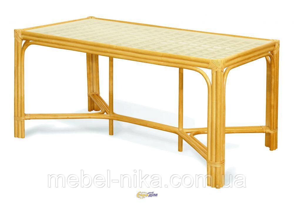 Стол обеденный 2208В  цвет коньяк