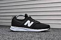 New Balance 247 Black White (Реплика)