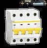 Автоматический выключатель ВА47-29 4P 63A  IEK