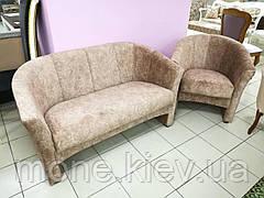 """Комплект """"Мадрид"""" диван и кресло"""