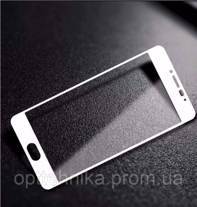 Защитное стекло Full Screen Samsung A8+(2018)/A730