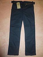 Весенние котоновые брюки для мальчиков, производитель Турция 11-15лет