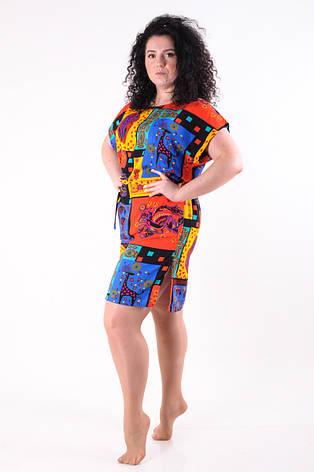 Женская летняя туника, фото 2