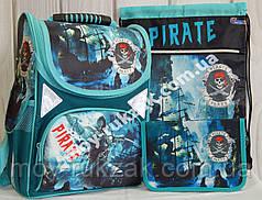 """Набор рюкзак ортопедический + сумка + пенал Josef Otten """"Pirate"""", JO-1804 арт. 520097-1"""