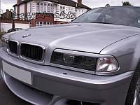 Реснички бровки тюнинг BMW E38