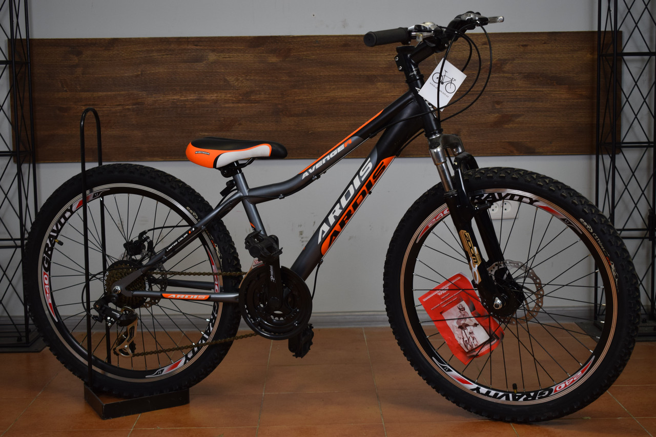 """Подростковый горный велосипед 24"""" Ardis Avanger"""