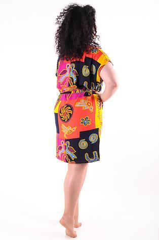 Женская летняя туника 034-12, фото 2