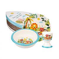 Набор детской посуды Churchill Лодка