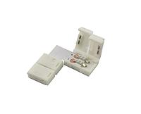 L-коннектор 2-pin 10 мм для LED-стрічки, фото 1