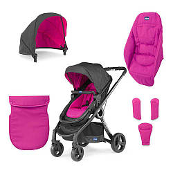 """Текстиль для коляски """"Urban Plus"""", Chicco Purple"""