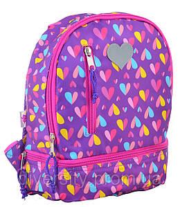 Рюкзак дитячий K-21 Hearts