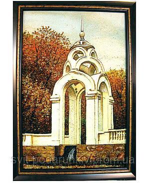 Зеркальная струя Харьков картина из янтаря, фото 2