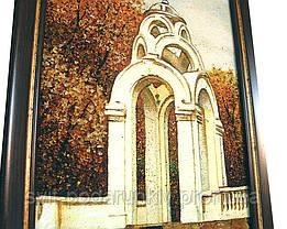 Зеркальная струя Харьков картина из янтаря, фото 3