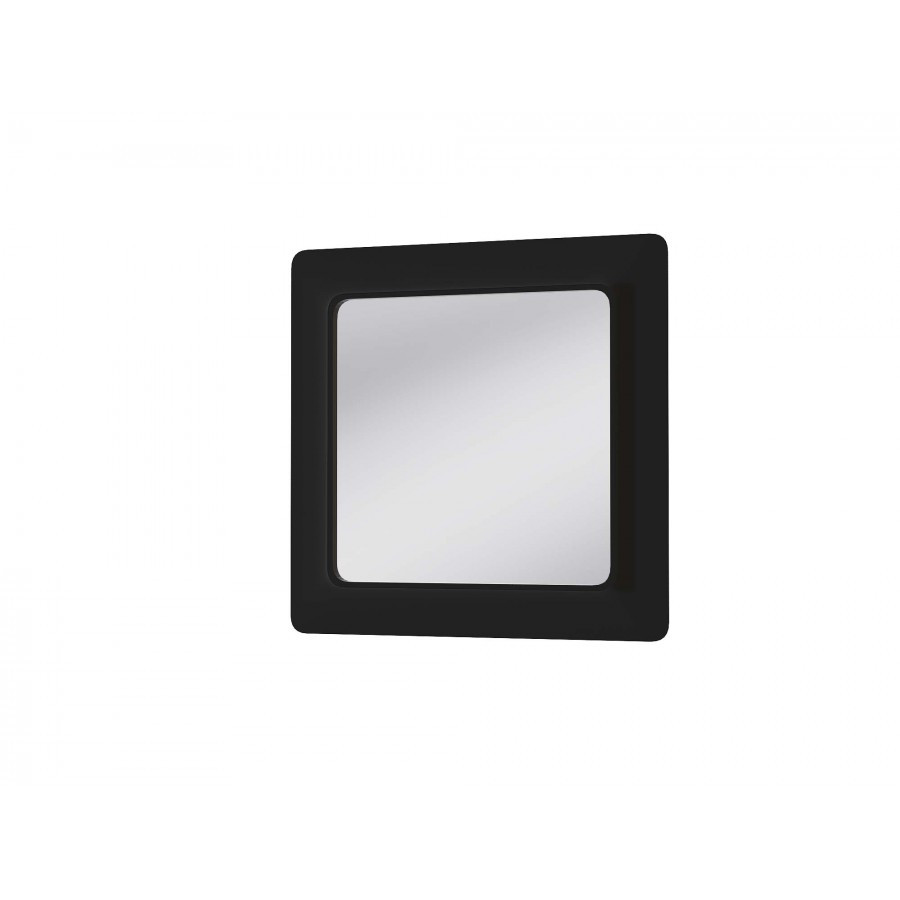 Зеркало для ванной комнаты Тичино TcM-80-black Ювента