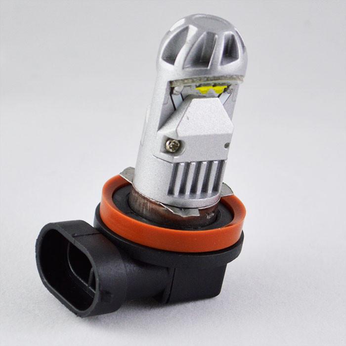 Автомобильная лампа с цоколем Н11/H8 Cree 20W 9-30V 850lm в противотуманные фонари