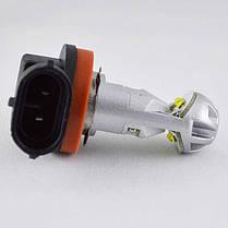 Автомобильная лампа с цоколем Н11/H8 Cree 20W 9-30V 850lm в противотуманные фонари, фото 3