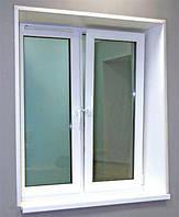 Окно Veka Euroline-Plus 1350\1420мм с одной створкой