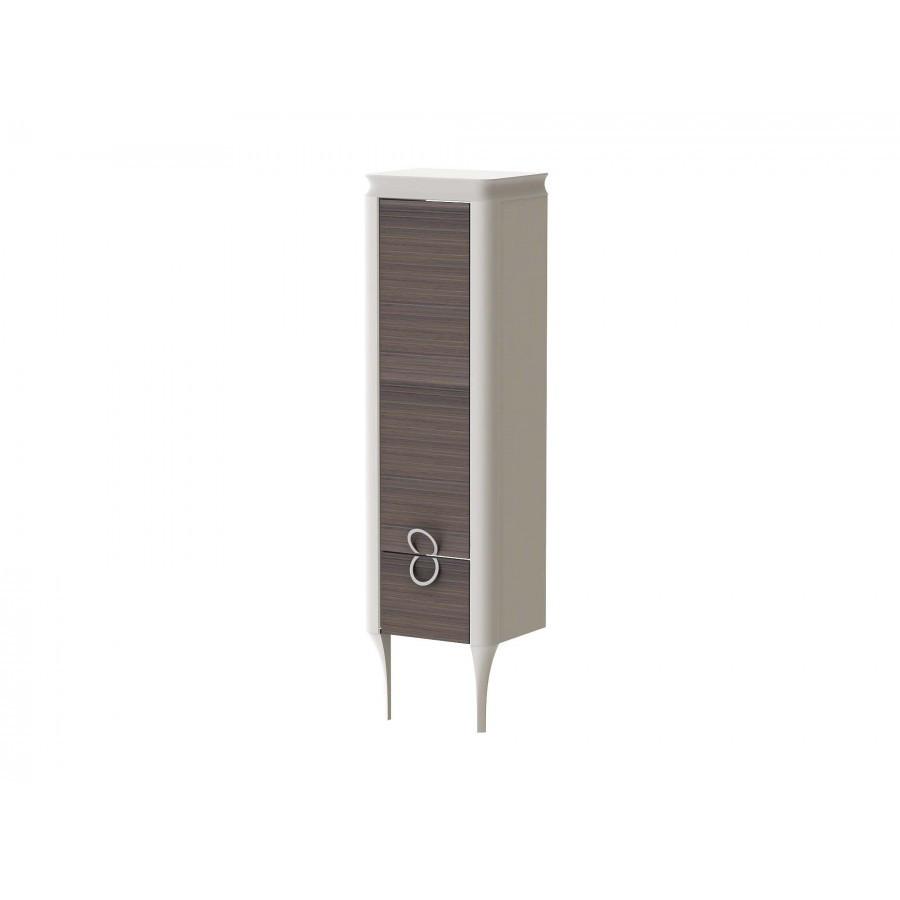 Пенал для ванной комнаты Тичино TcP-190-Dab-pastelowy  Ювента