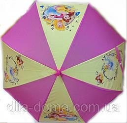 Зонт детский Принцесса, силиконовый, диаметр 100