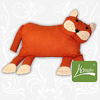 "Подушка-игрушка ""Кот"" оранжевая, Homefort, 2050034"