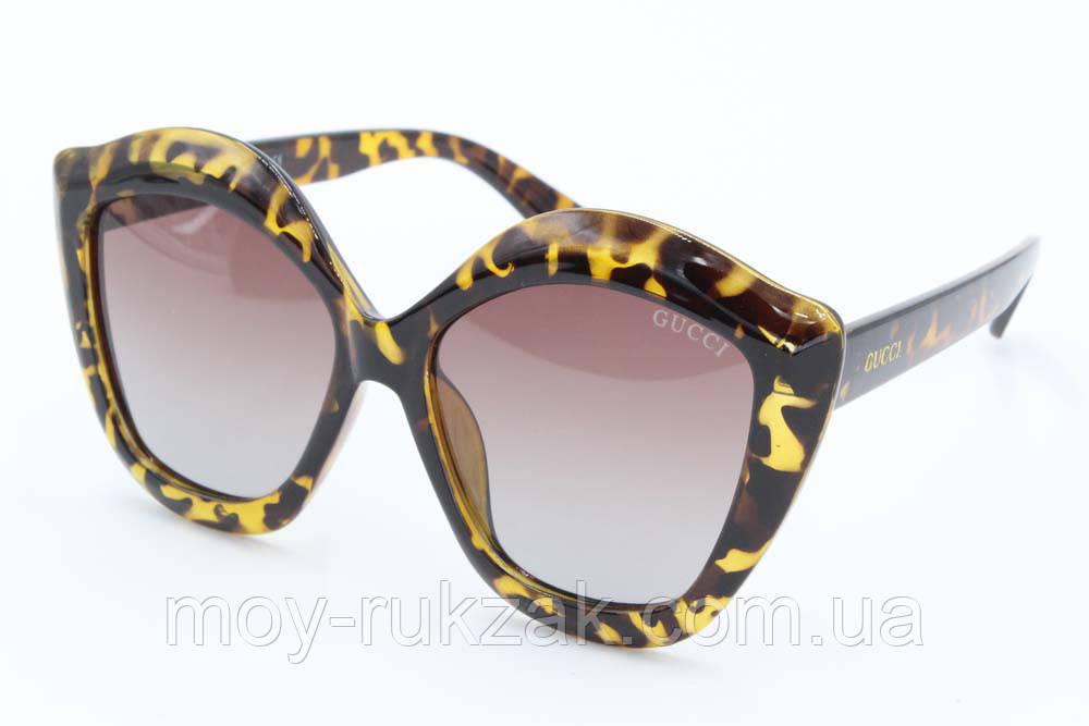 Солнцезащитные поляризационные очки Gucci, реплика, 751876