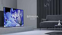 Телевизор Sony KD-65AF8 (MXR1100Гц, 4K, Smart, 4KHDR ProcessorX1 Extreme4K, TRILUMINOS, Acoustic Surface 50Вт), фото 2