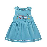 Платье для девочки Lamb  3Т на рост 100см брэнд Little Maven, фото 1