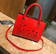 Стильная женская сумка со звездами, фото 3
