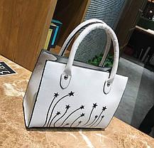 Стильная женская сумка со звездами, фото 2