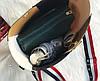 Модная сумка мешок с клатчем и красочным поясом, фото 6