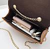 Элегантная сумка клатч с блестками и звездами, фото 4