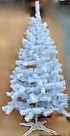 Ель искусственная белая (цветная) 150 см.