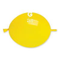 """Желтый пастель tet-a-tet линколун  6"""" (16 см) шарик для моделирования.ТМ Gemar"""