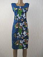 Платье летнее подростковое, женское, фото 1