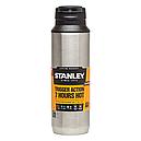 Термокружка из нержавеющей стали Stanley Mountain Switchback Matte (0.3л), стальная, фото 4
