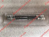 Шланги тормозные Заз 1102 1103 таврия славута задние завод (к-кт 2шт), фото 1