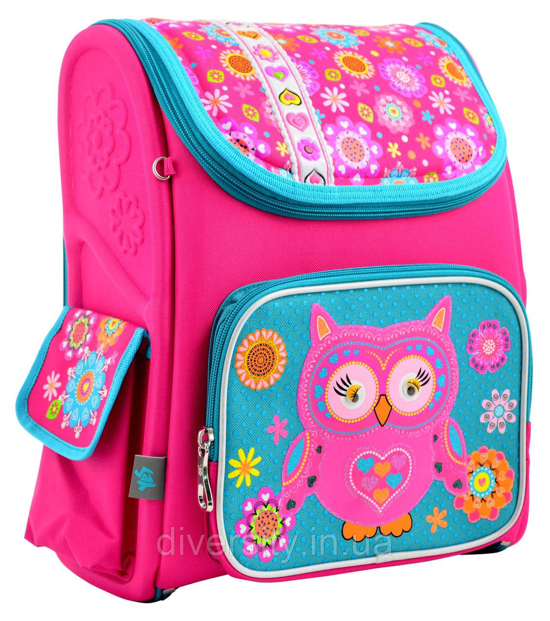 Школьный каркасный рюкзак  H-17 Owl 555100