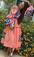 Етно-стиль у літньому одязі.