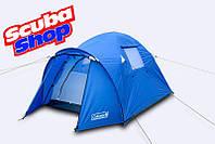 Палатка двухместная Coleman 3006, двухслойная