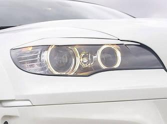Реснички BMW X6 E71 бровки тюнинг