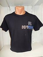 Футболка мужская FODILS  стрейч коттон, 2х сторонняя 005\ купить футболку мужскую оптом
